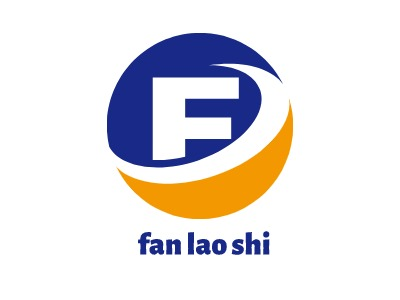fan lao shilogo标志设计