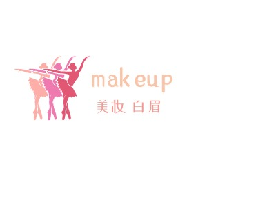 makeuplogo设计
