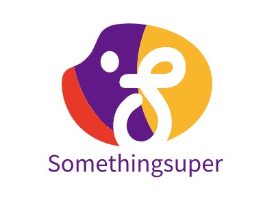 Somethingsuperlogo标志设计