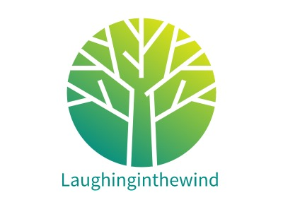 Laughinginthewindlogo标志设计