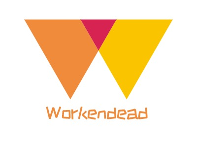 Workendeadlogo标志设计