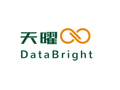 天曜DataBright公司logo设计