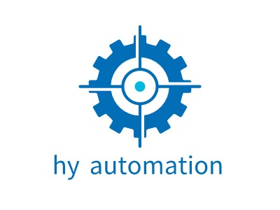 hy automation企业标志设计