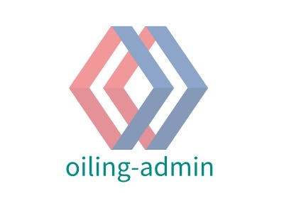 oiling-admin企业标志设计