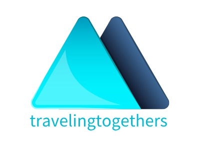 travelingtogetherslogo标志设计