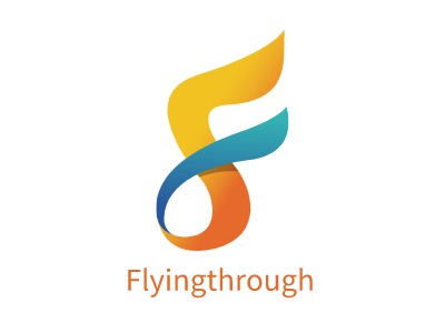 Flyingthroughlogo标志设计
