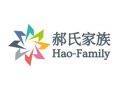 Hao-Family企业标志设计