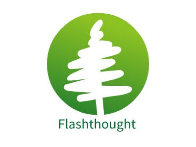 Flashthoughtlogo标志设计