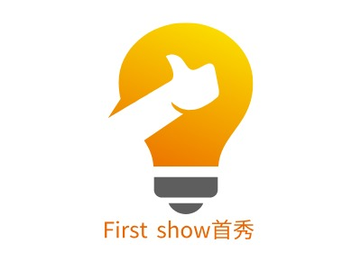 First show首秀logo标志设计