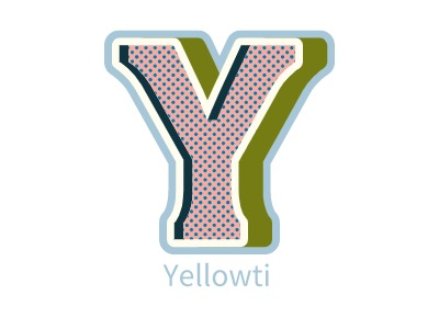 Yellowti公司logo设计