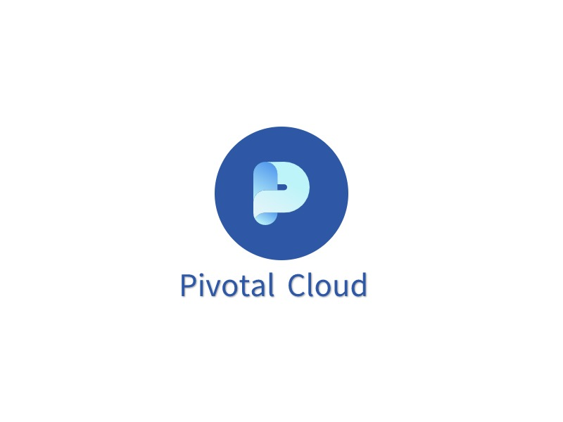Pivotal Cloud公司logo设计